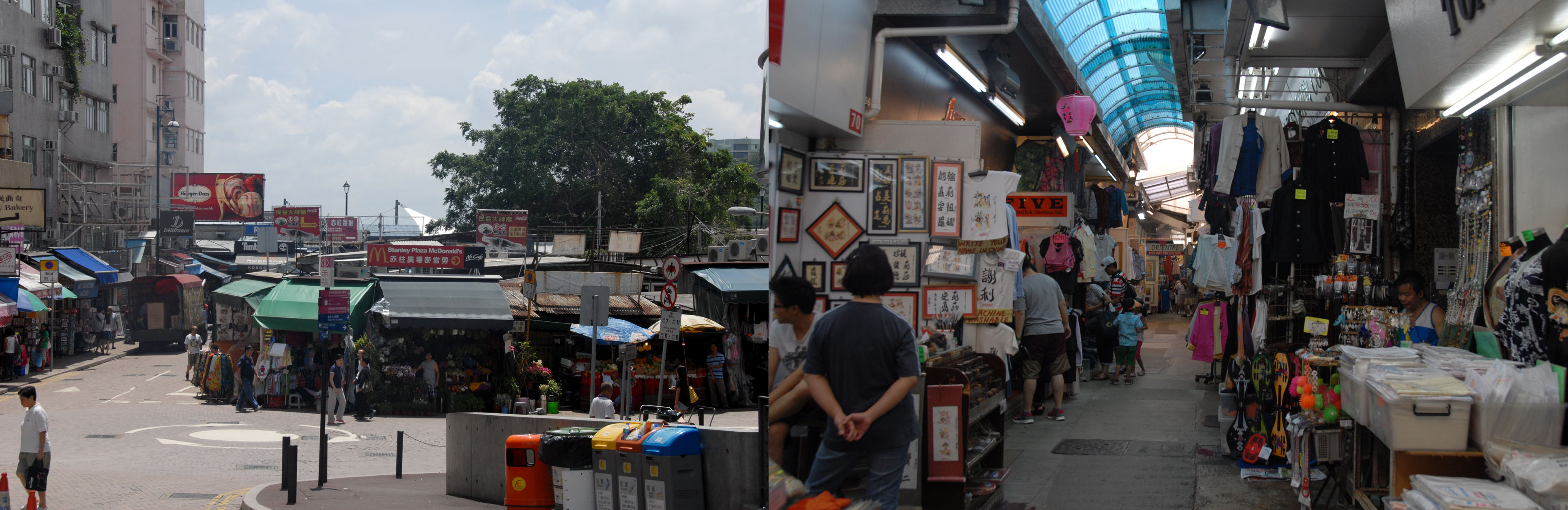 how to get to stanley market from causeway bay